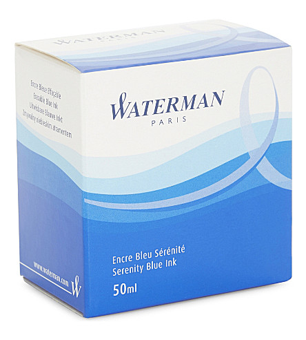 WATERMAN Fountain pen ink 50ml