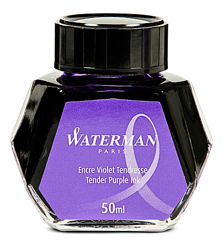 WATERMAN Waterman Fountain pen ink 50ml