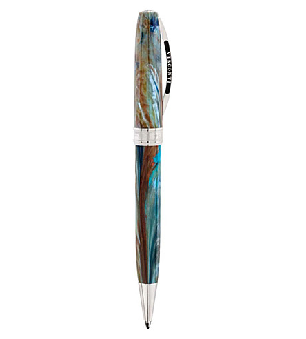 VISCONTI Van Gogh 'Portrait Blue' ballpoint pen