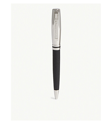 CHOPARD Brescia leather ballpoint pen