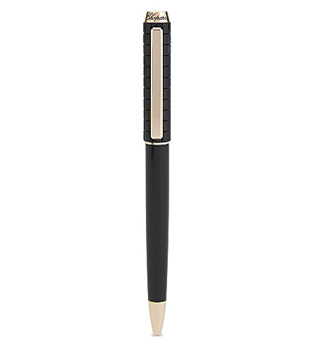 CHOPARD Ice Cube rose-gold plated ballpoint pen