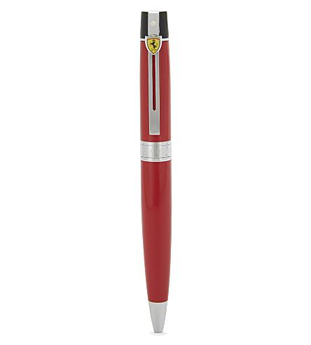 SHEAFFER Scuderia Ferrari series 300 Rosso Corsa ball-point pen