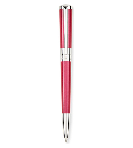S.T.DUPONT Liberte pearly coral mini rollerball pen