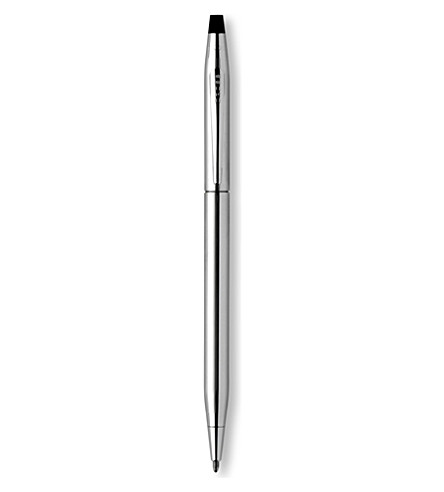 CROSS Classic Century lustrous chrome ballpoint pen (Chrome