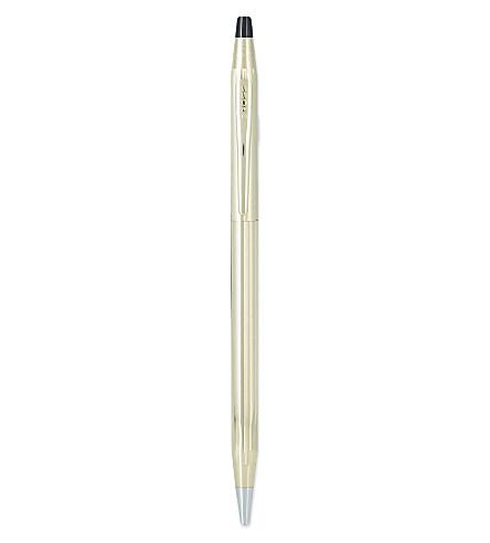 CROSS Century Classic ten karat ballpoint pen