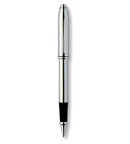 CROSS Townsend lustrous chrome selectip rollerball pen (Chrome