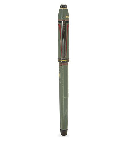 CROSS Townsend Boba Fett ballpoint pen