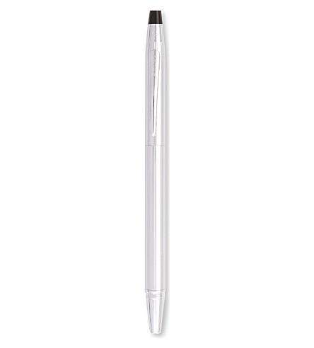 CROSS Classic Century pure chrome rollerball pen