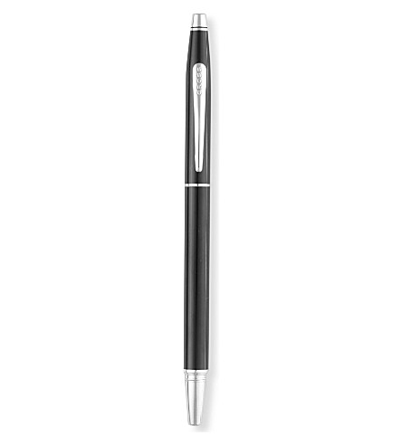 CROSS Classic Century pure chrome rollerball pen