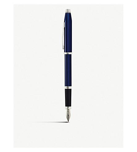 CROSS Townsend rhodium-plated fountain pen
