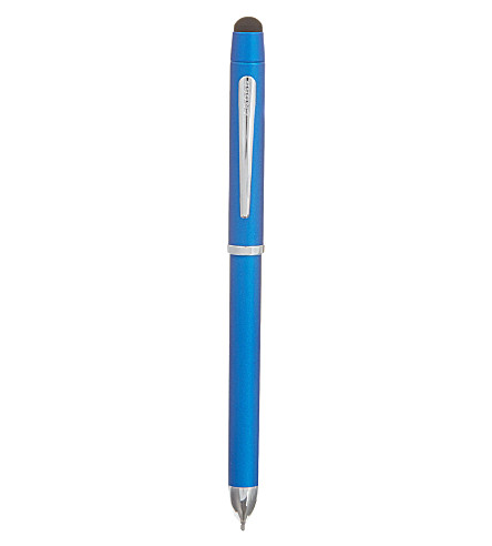 CROSS Metallic blue multifunction pen