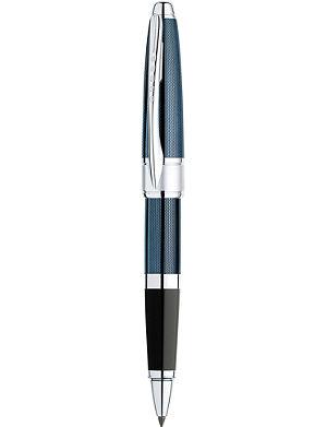 CROSS Apogee frosty rollerball pen