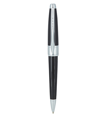 CROSS Apogee Black Star lacquer ballpoint pen