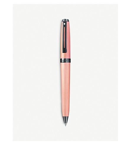 SHEAFFER Prelude copper-toned ballpoint pen