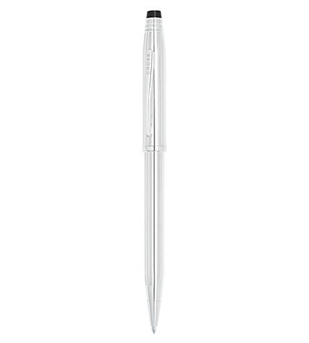 CROSS Century II sterling silver ballpoint pen (Silver