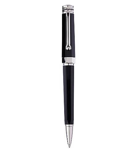 MONTEGRAPPA NeroUno ballpoint pen