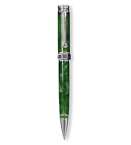MONTEGRAPPA Espressione green ballpoint pen