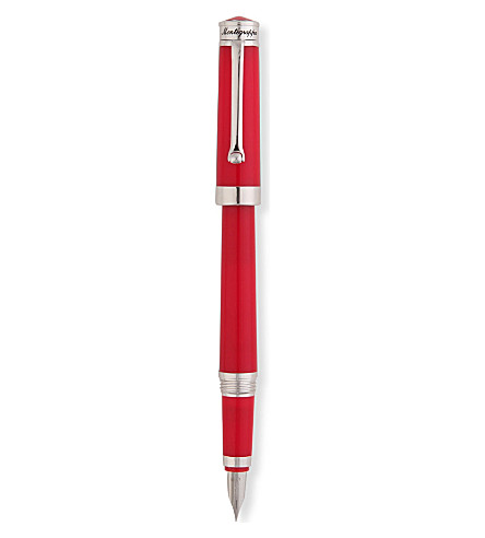 MONTEGRAPPA Parola fountain pen