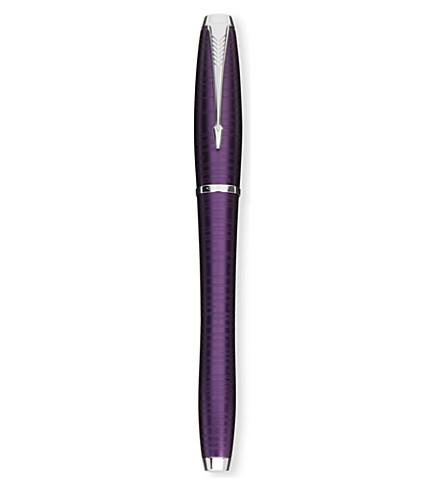 PARKER Urban premium amethyst rollerball pen