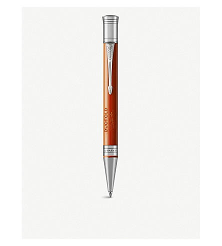 PARKER Duofold Classic Big Red Vintage ballpoint pen
