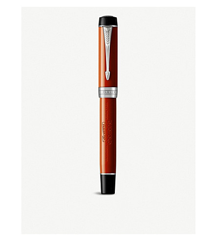 PARKER Duofold Classic Big Red Vintage rollerball pen