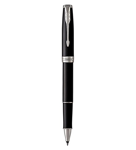 PARKER Sonnet lacquer palladium trim rollerball pen