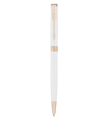 PARKER Sonnet stainless steel ballpoint pen