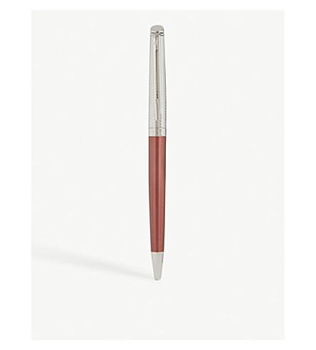 WATERMAN Hémisphère ballpoint pen