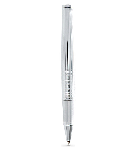 PARKER Premium chiselled rollerball pen