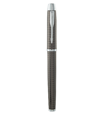 PARKER IM Premium chiselled fountain pen
