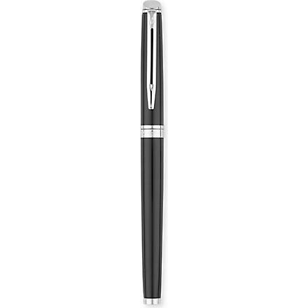 WATERMAN Hemisphere rollerball pen black ink