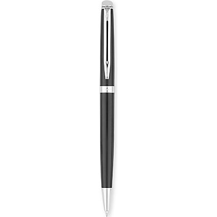 WATERMAN Hemisphere ballpoint pen in medium blue ink