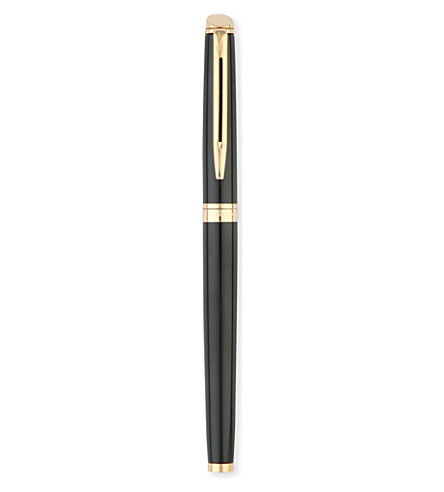 WATERMAN Hemisphere blk ct rb f blk