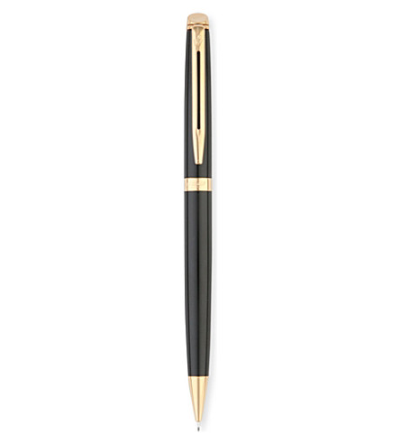 WATERMAN Hemisphere black mechanical pencil