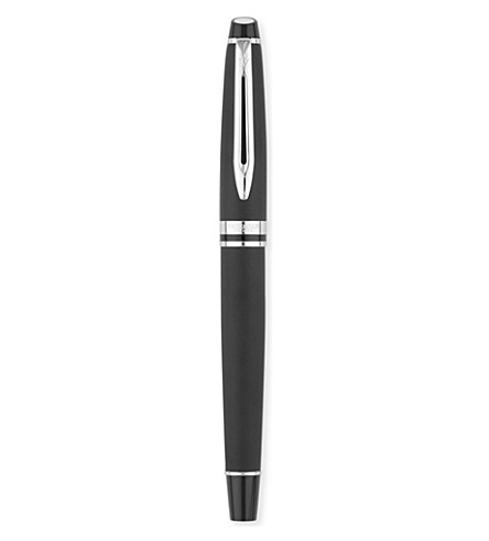 WATERMAN Expert Essential rollerball pen