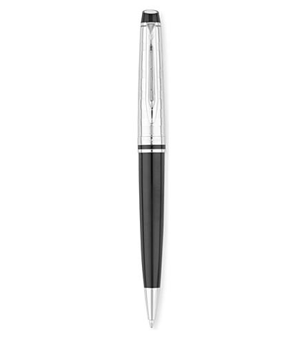 WATERMAN Expert deluxe ballpoint pen