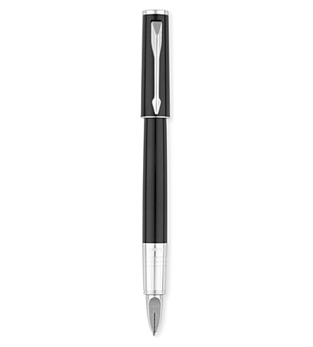 PARKER Ingenuity Slim medium tip black ink pen