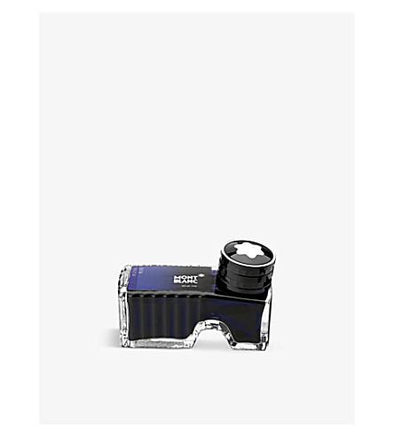 MONTBLANC 墨瓶皇家蓝60毫升