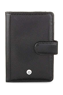 MONTBLANC Black pearl boheme business card holder