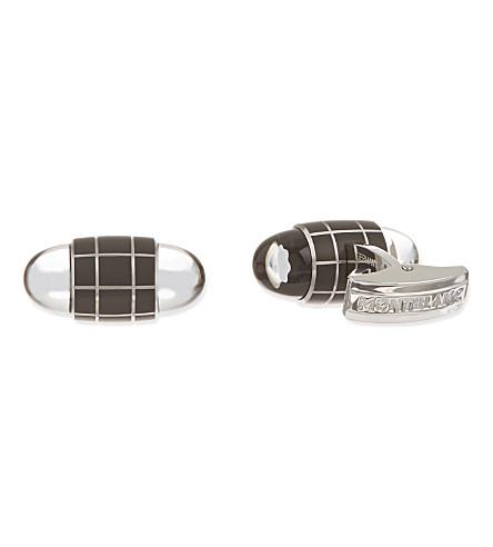 MONTBLANC Urbanwalker cufflinks
