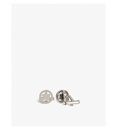 MONTBLANC Swivel star cufflinks