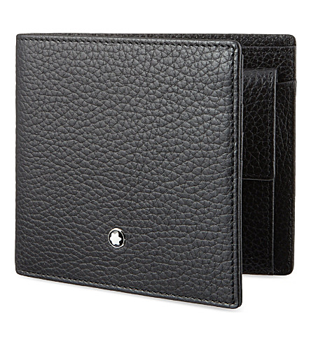 MONTBLANC Meisterstück leather wallet