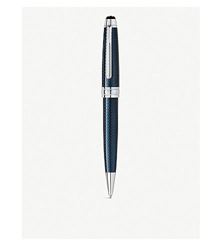 montblanc meisterst ck solitaire rollerball pen. Black Bedroom Furniture Sets. Home Design Ideas