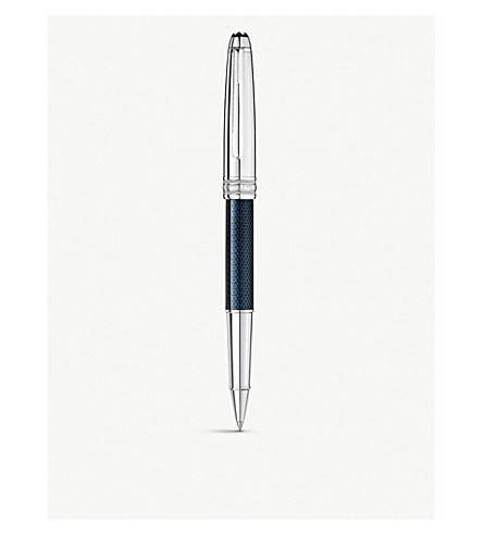 MONTBLANC Meisterstuck blue hour solitaire rollerball pen