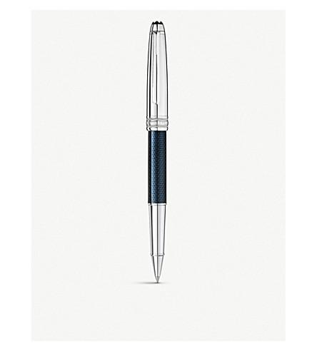 MONTBLANC Meisterstuck 蓝色小时接龙珠笔