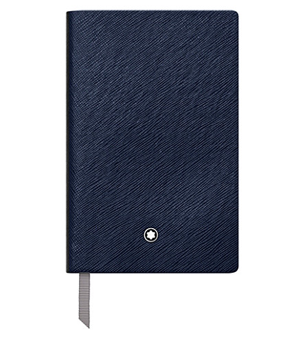MONTBLANC Fine stationery weekly calendar and diary