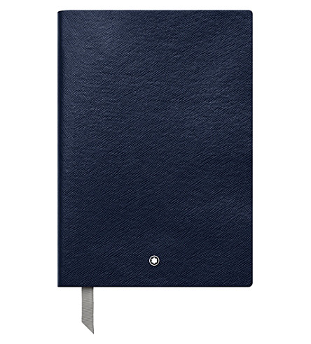 MONTBLANC Fine stationery squared notebook