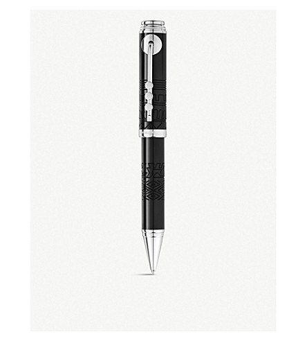 MONTBLANC Great Characters Edition Miles Davis ballpoint pen