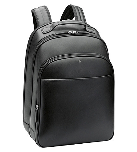 MONTBLANC Sartorial large leather backpack