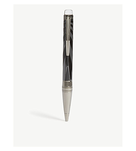 MONTBLANC Starwalker Ceramics ballpoint pen